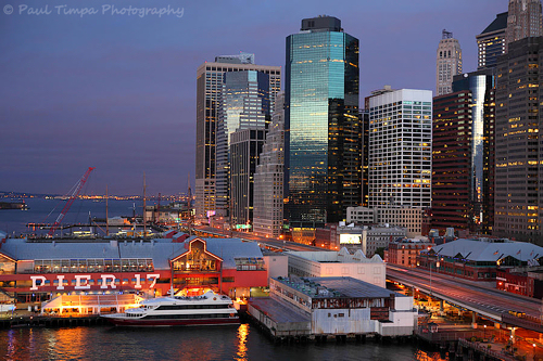 South Street Seaport, NYC