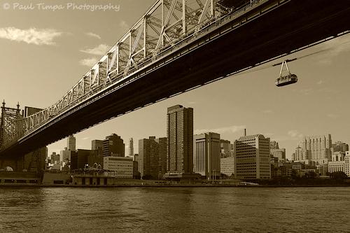Roosevelt Island Tramway, NYC