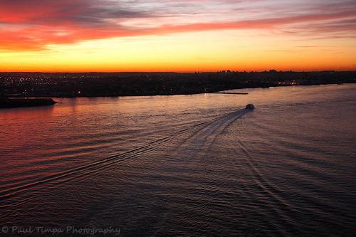 East River Sunrise, NYC