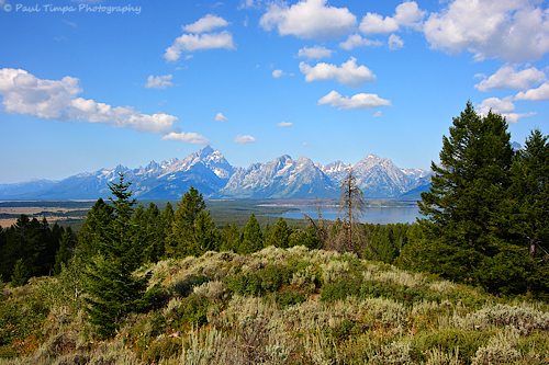 Signal Mountain, Grand Teton National Park